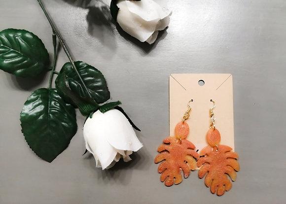 Chantsy Accessories - Leaf Earrings