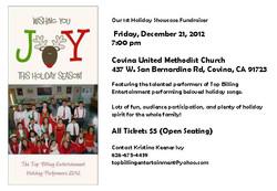 Christmas Joy - Holiday 2012