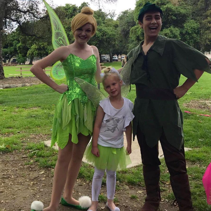 Peter & Green Fairy
