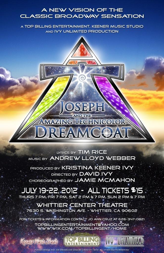 Joseph Dreamcoat 2012