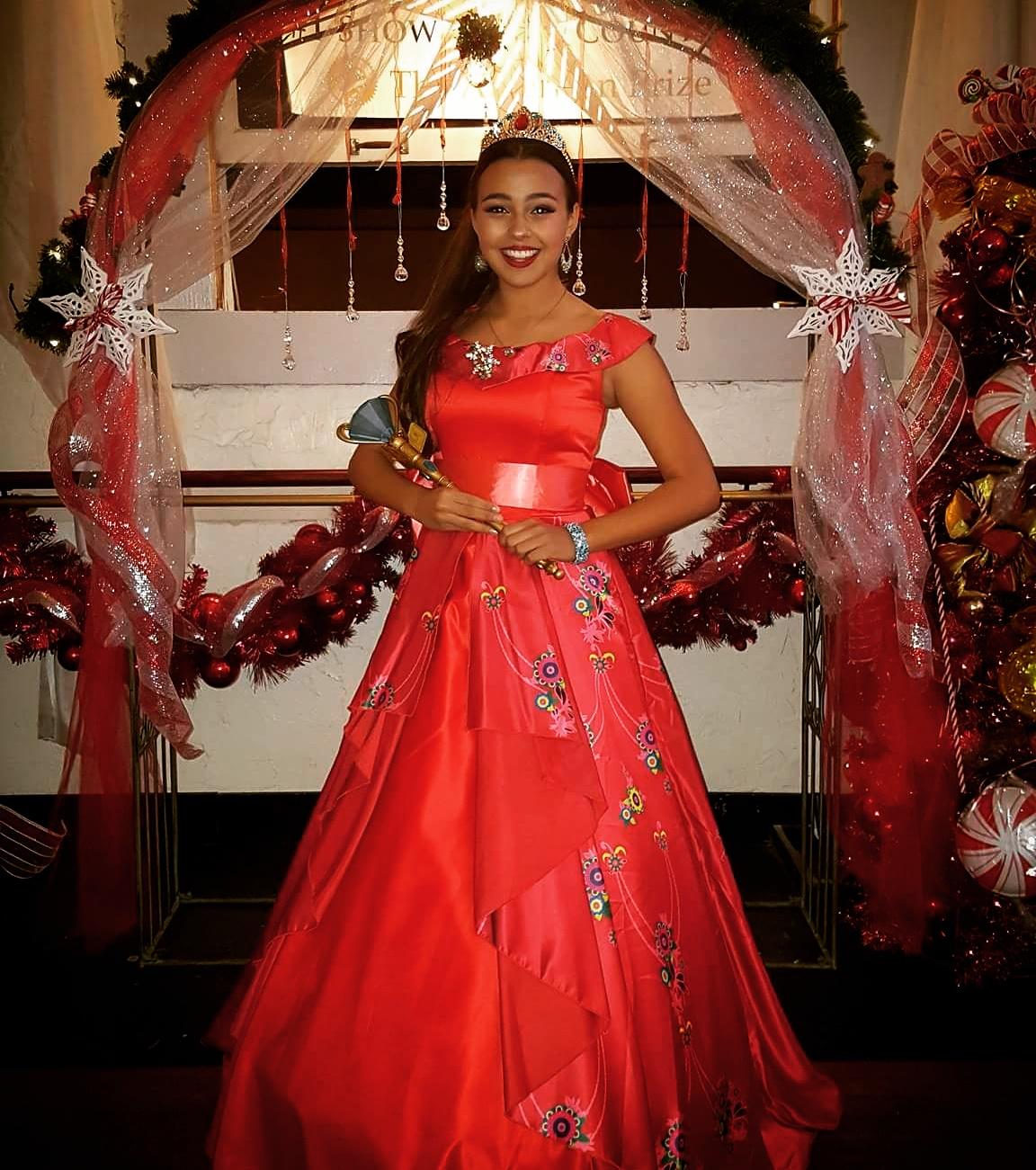 Red Princess
