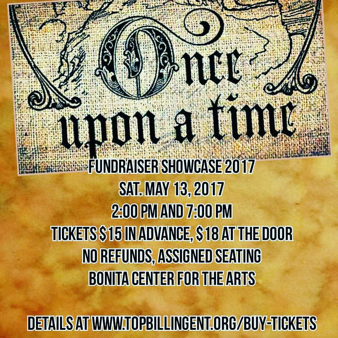 Once Upon a Time Showcase May 2017