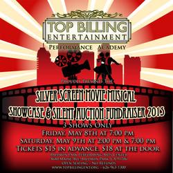Silver Screen Movie Musical Showcase
