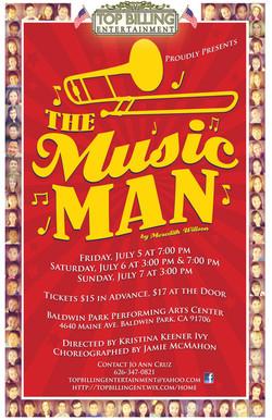 The Music Man 2013