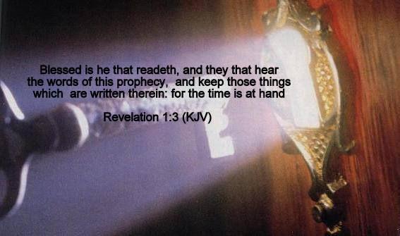 Releasing Eden Book of Revelation part one