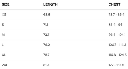 long sleeved t shirt cms sizing chart.pn