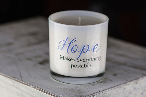 Hope Makes Everything Possible