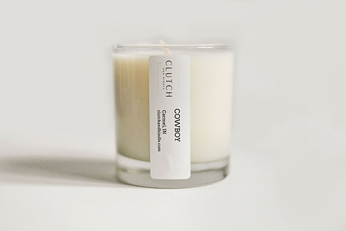 COWBOY SOY CANDLE