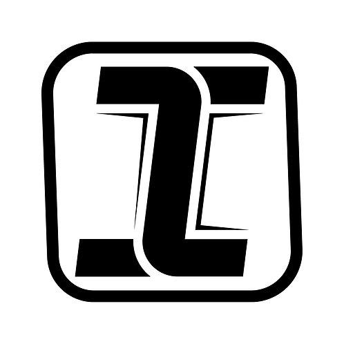 Die Cut Logo Decal