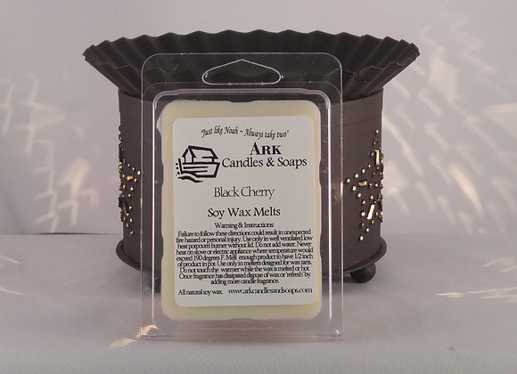 Soy Wax Melts Black Cherry