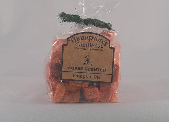 of Thompson Crumbles 6oz. Pumpkin pie