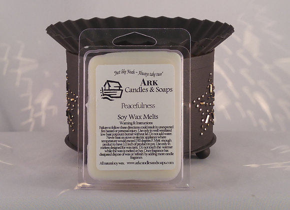 Soy Wax Melts Peacefulness