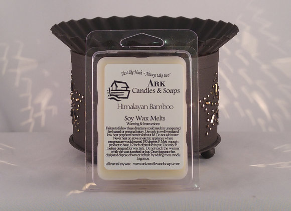 Soy Wax Melts Himalayan Bamboo