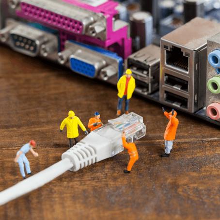 Rede Interna - Residencial e Comercial
