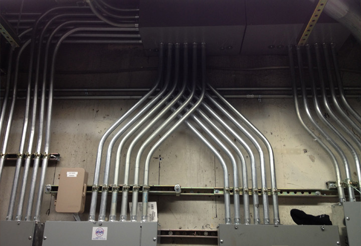Additional Panels and Conduit Heatworks Mt Pleasent SC