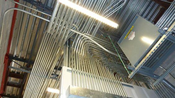 Mechanical Room Industrial Corporation Drive North Charleston SC