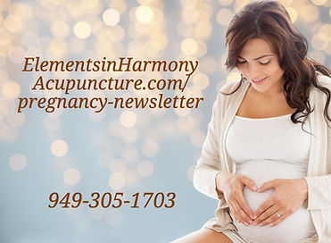 pregnancy newsletter happy-pregnant-woma