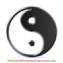 yinyang metal-yin-yang-symbol-on-white-b