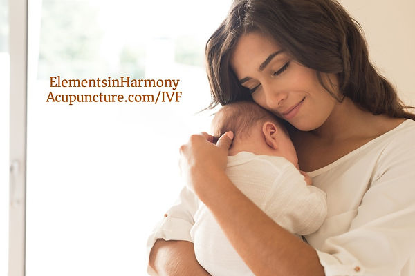 ivf woman-with-newborn-baby-picture-id12