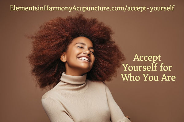 accept yourself photo-of-cheerful-curly-