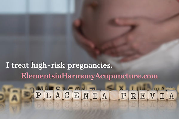 pp words-placenta-previa-composed-of-woo