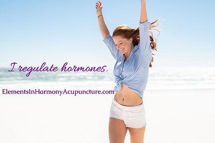 hormones-smiling-woman-enjoying-the-beac