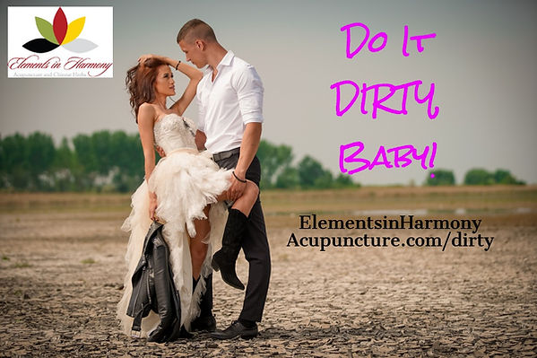 dirty wedding-couple-picture-id124169411