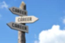 _Career, career, career_ - wooden signpo