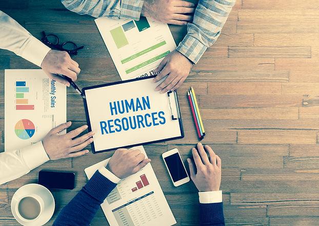 Business Team Concept_ HUMAN RESOURCES.j