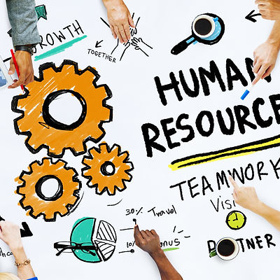 Human Resources Employment Job Teamwork