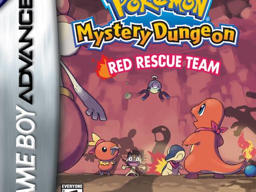5 Motivos para jogar Pokemon: Red/Blue Rescue Team