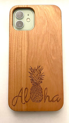 Aloha Pineapple Case (iPhone)