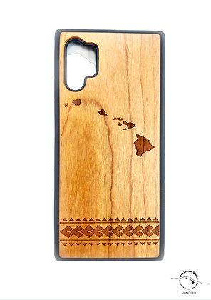 Note 10 Hawaiian Islands Natural Wood