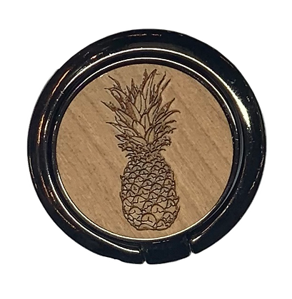 Pineapple Ring Phone Holder