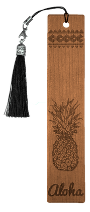 Pineapple Bookmark