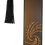 Thumbnail: Tribal Waves Bookmark