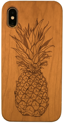 Pineapple Art Case (iPhone)