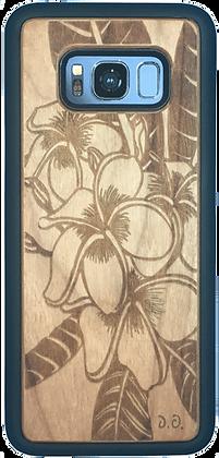 Plumeria Art Case (Samsung)