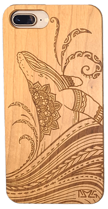 Tribal Whale Case (iPhone)