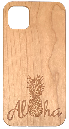 Aloha Pineapple Case (iPhone)