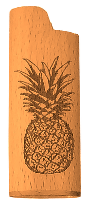 Pineapple Lighter Cover