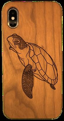 Hawaiian Sea Turtle Case (iPhone)