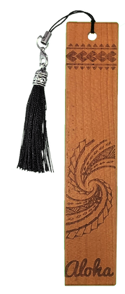 Tribal Waves Bookmark