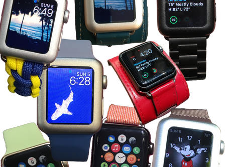 Show Off Your Style - Apple Watch Accessories