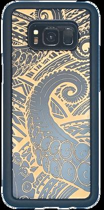 Octopus Black Case (Samsung)