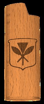 Kanaka Maoli Lighter Cover