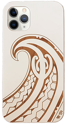 Wave Case White (iPhone)