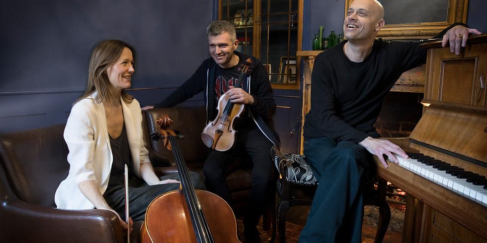 Le Page Trio - David Le Page (violin), Clare O'Connell (cello) and Viv McLean (piano)