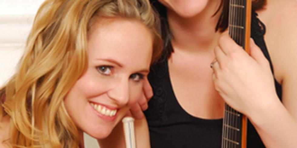 The Ancora Duo (Anne Allen and Sarah Freestone)
