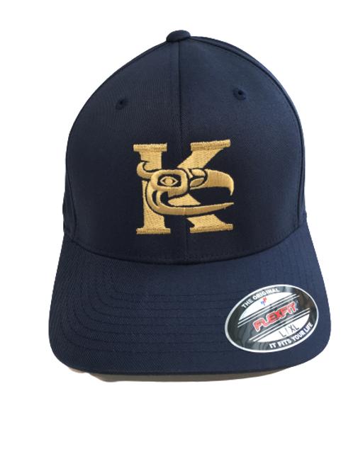 Kitsilano Blue Ball Cap